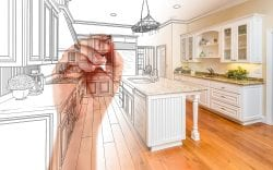 best home renovation in hillsborough, ca.